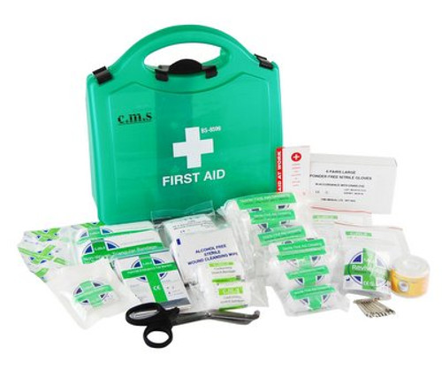 BS-8599-1 NEW Work Place First Aid Kit - Small
