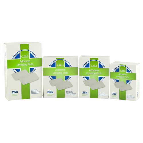 CMSPORE Big Plasters Box of 25