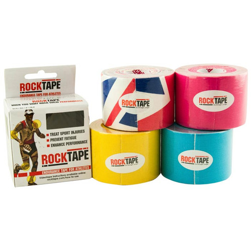 Rock Tape for Physiotherapy Applications