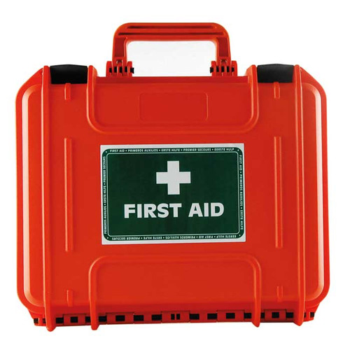 New Waterproof Outdoor First Aid Kit