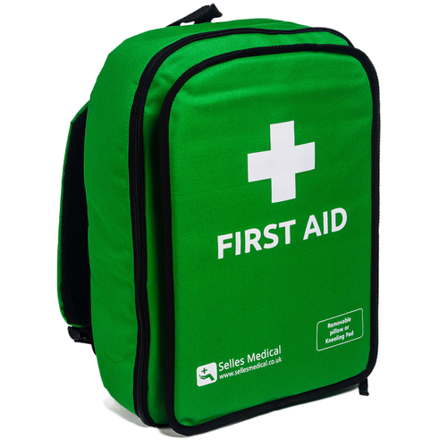 Major Incident Response First Aid Rucksack