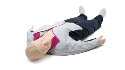 Resusci Anne First Aid - torso in a bag