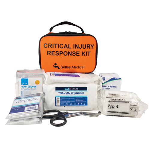 Critical Injury Grab Kit