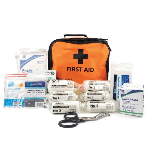 Critical Injury Response Kit