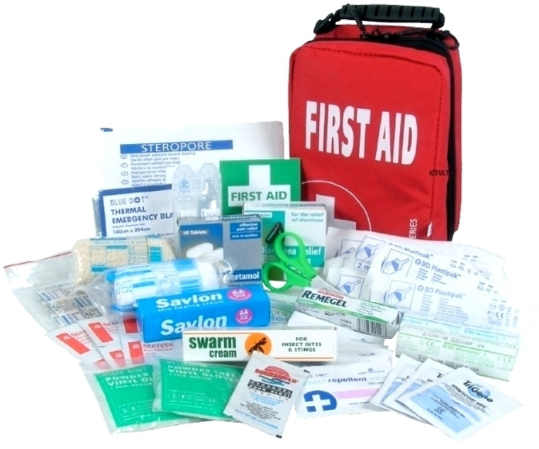 The Ultimate Holiday Healthcare Kit