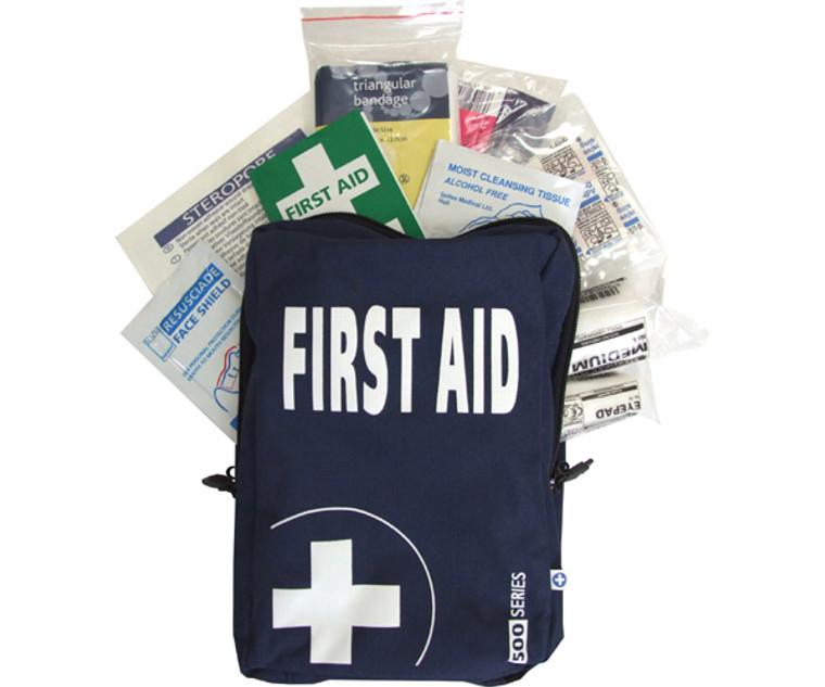 Standard 10 Extra First Aid Kit (150 x 240 x 100mm)