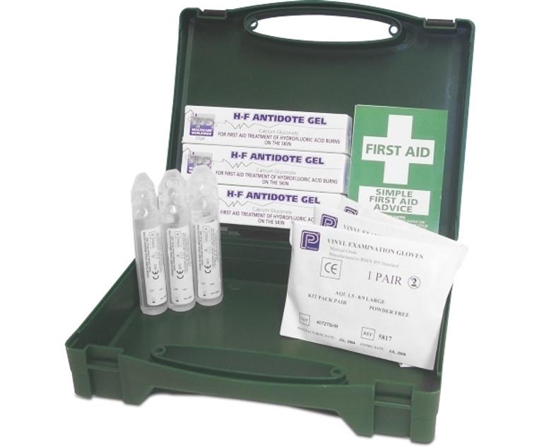 HF Antidote Gel First Aid Kit