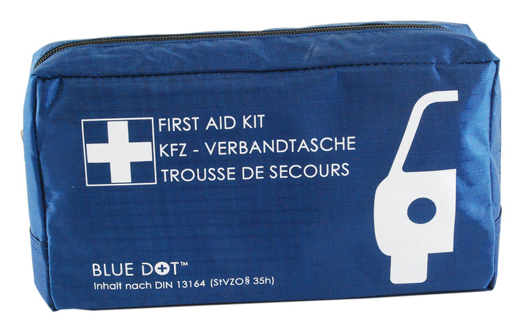 DIN Car and Van First Aid Kits