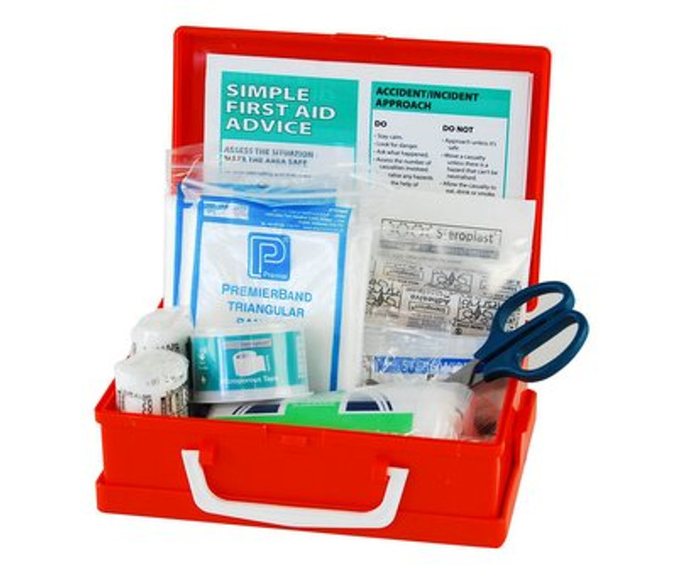 Vehicle First Aid Kit (18 x 13 x 6cm)