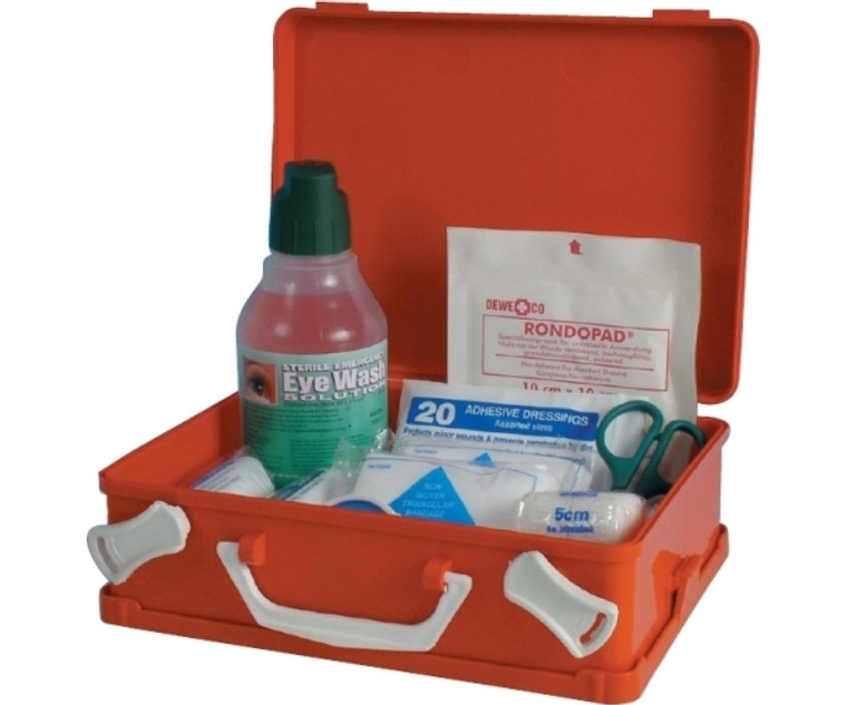 Chemical Transport Vehicle First Aid Kit (25 x 19 x 9cm)