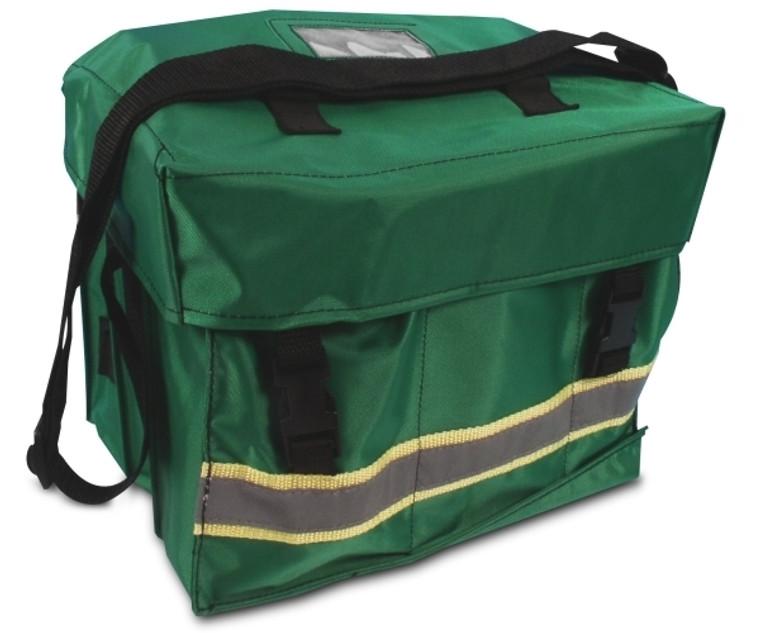 Empty Major 'T' First Aid & Trauma Green Bag