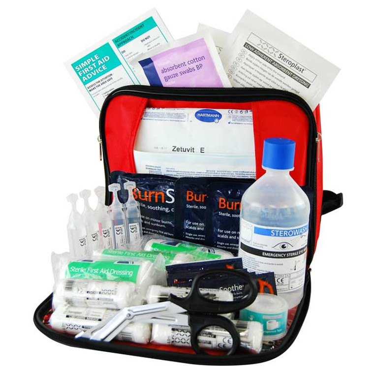 Burn Trauma First Aid Kit