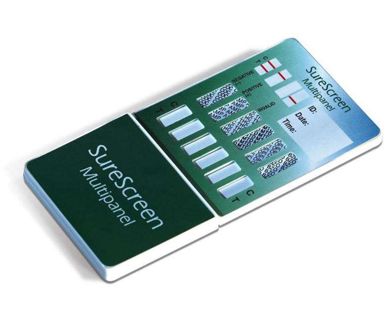 Workplace Standard 6 Panel Combination Drug Test