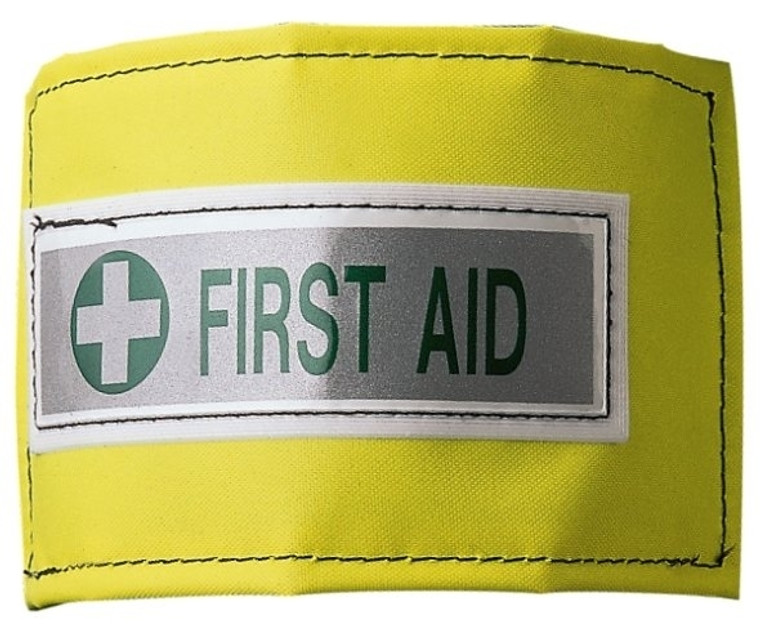 First Aider Elasticated Arm Band