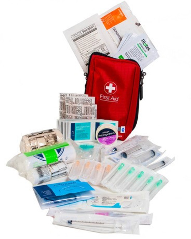 Travellers Complete First Aid Pack