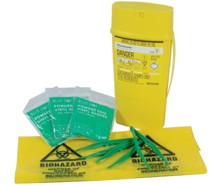 Sharps Disposal Kit