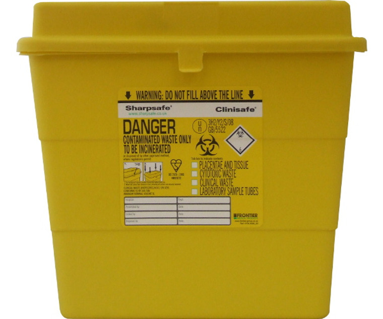 Sharpsafe Clinisafe (9 Litre)