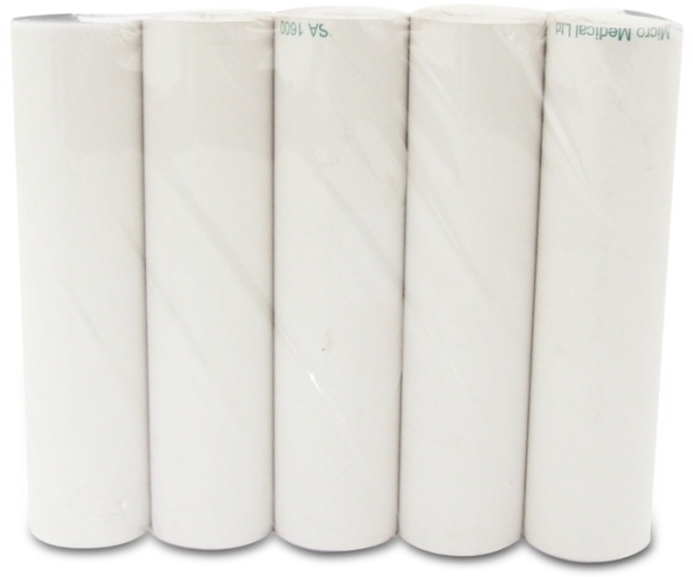 Thermal Printer Paper for Microlab (Pack of 5)
