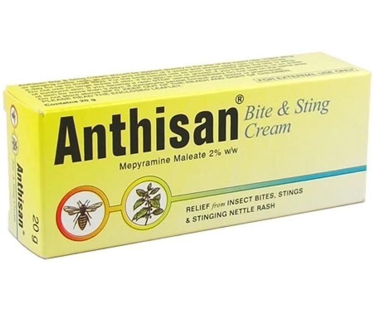 Anthisan Bite and Sting Cream 20g