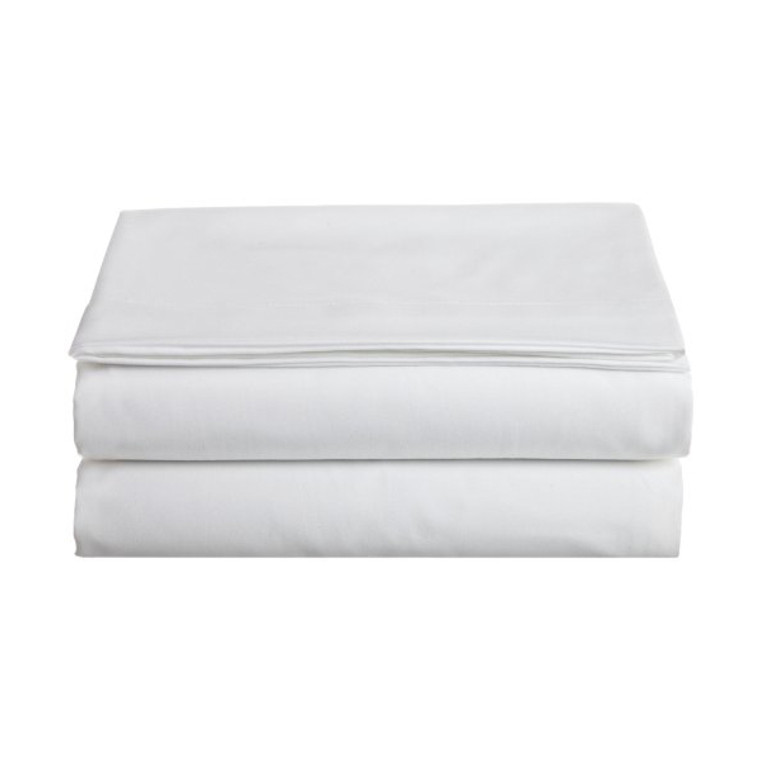 Sheet Flat Single White