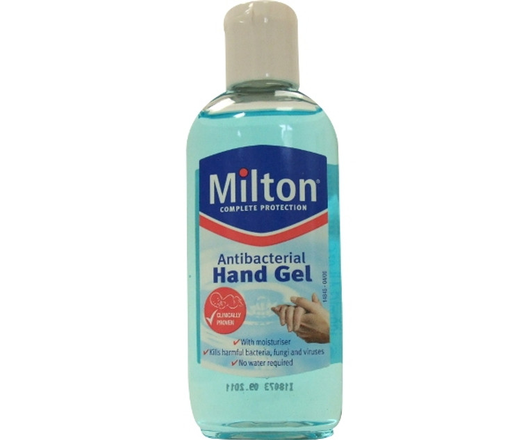 Milton Antibacterial Hand Gel (100ml)