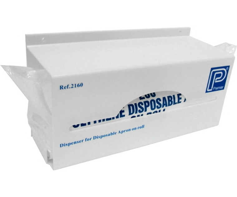 Dispensers for Aprons on a Roll