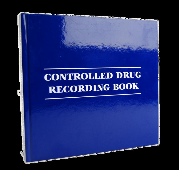 Book Controlled Drug Register