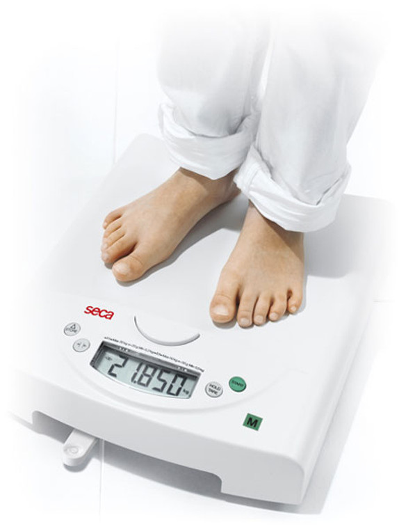 Seca 384 Electronic Baby Scale & Flat Scale for Children (20kg)