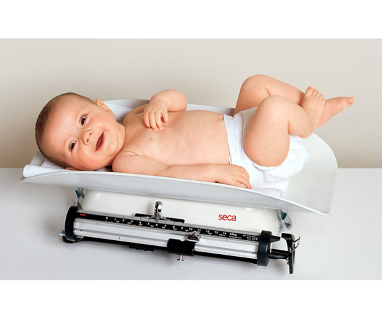 Seca 745 Mechanical Baby Scales with Sliding Weights