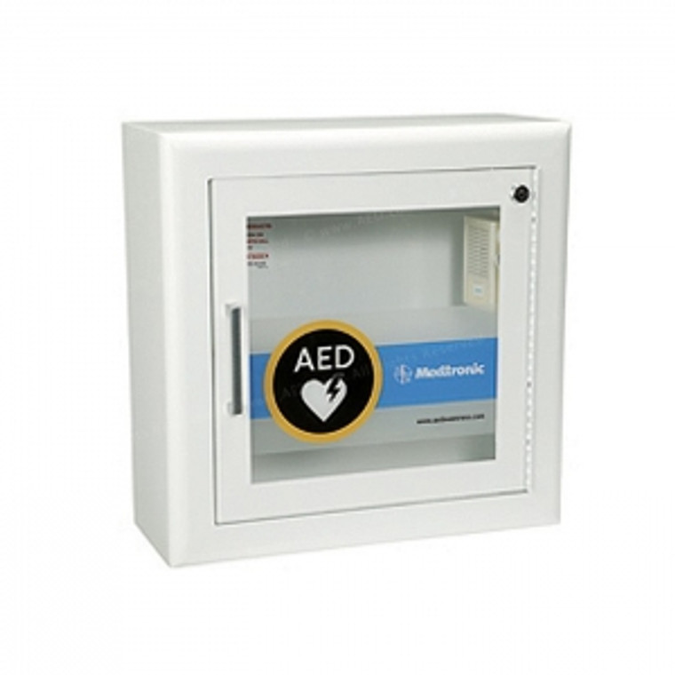 Lifepak Alarmed Wall Cabinet