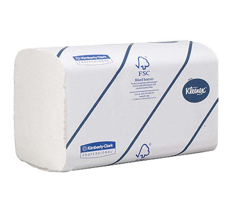 Kleenex Hand Towel 2 ply White - Case of 1860