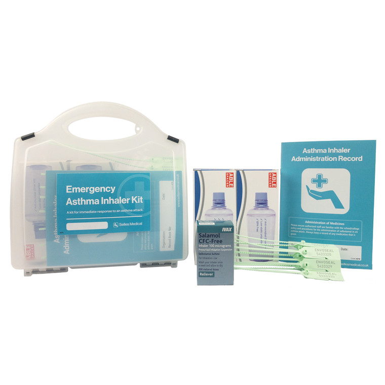 Emergency Asthma Inhaler Kit (POM)