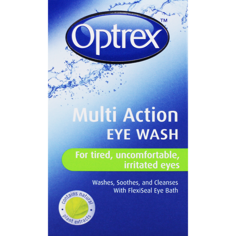 Optrex Multi Action Wash 100ml