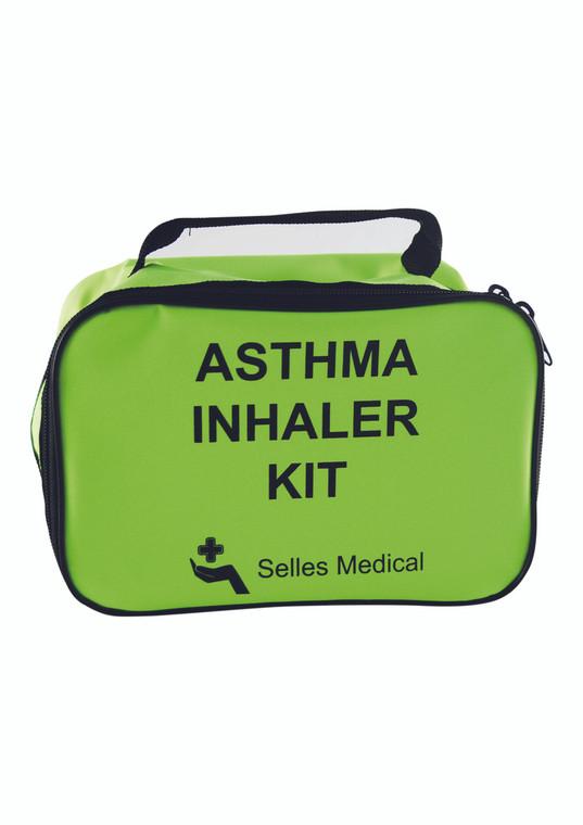 Asthma Inhaler Kit - Empty Bag