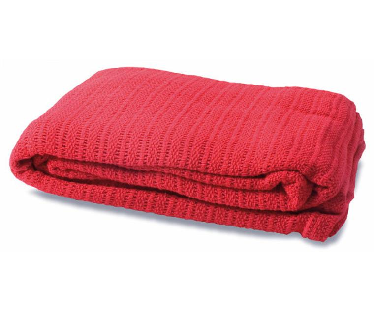 Blanket Cotton Cellular 1.5 x 2m