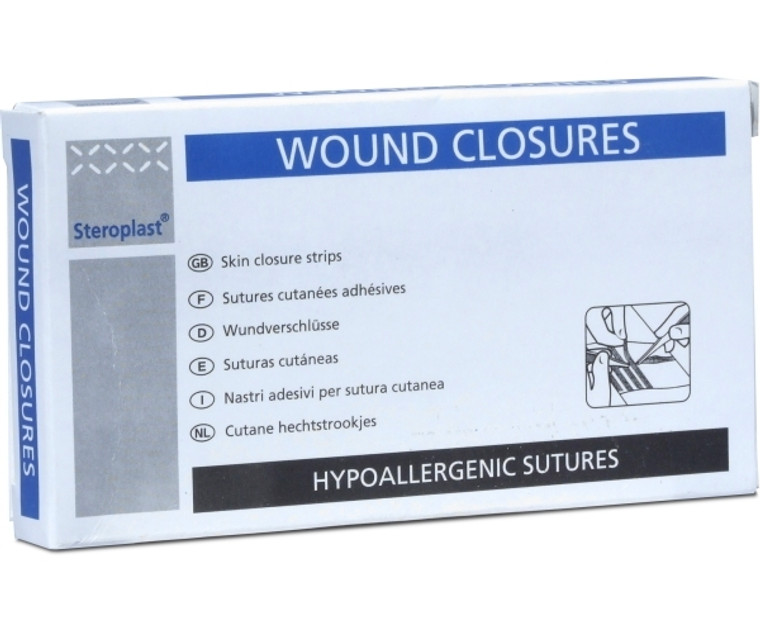 Steroplast Wound Closures