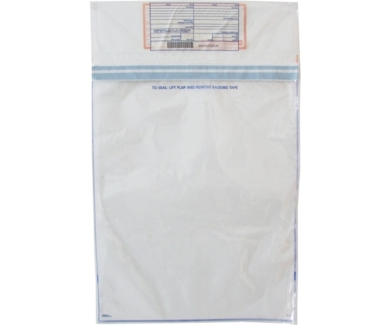 Police Evidence Exhibit Bags