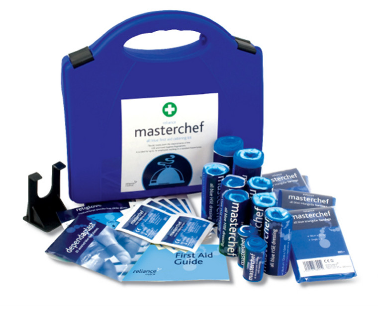 Masterchef All Blue HSE Food Catering First Aid Kit