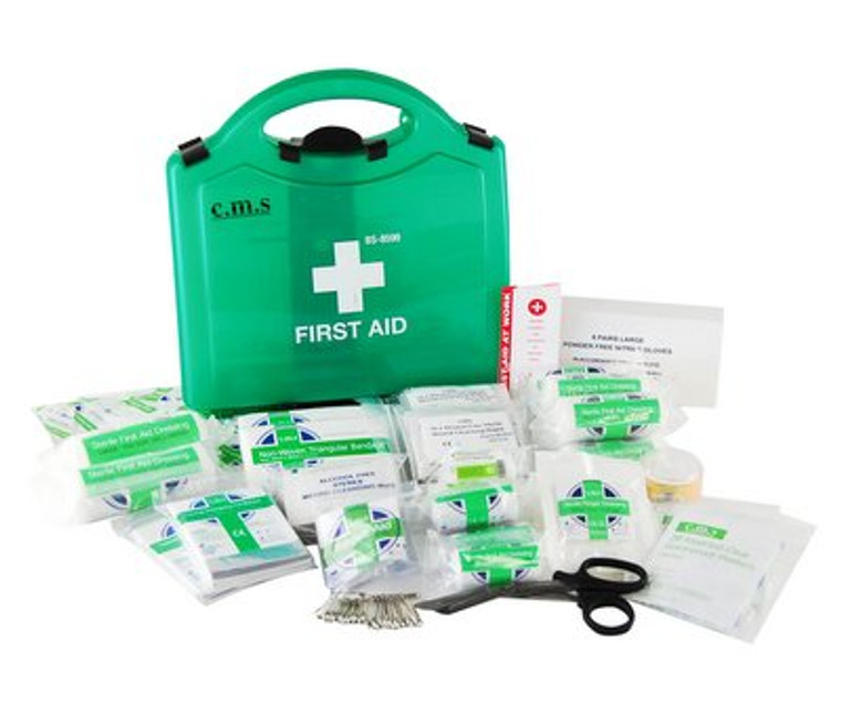 BS-8599-1 NEW Work Place First Aid Kit - Medium