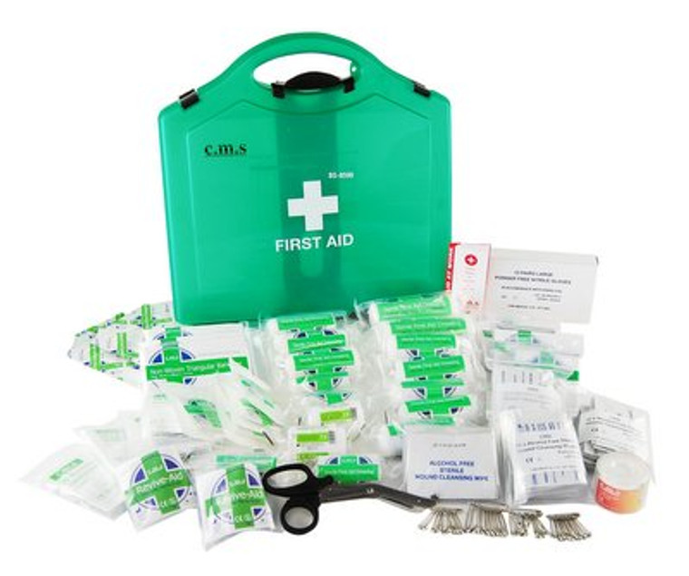 BS-8599-1 NEW Work Place First Aid Kit - Large