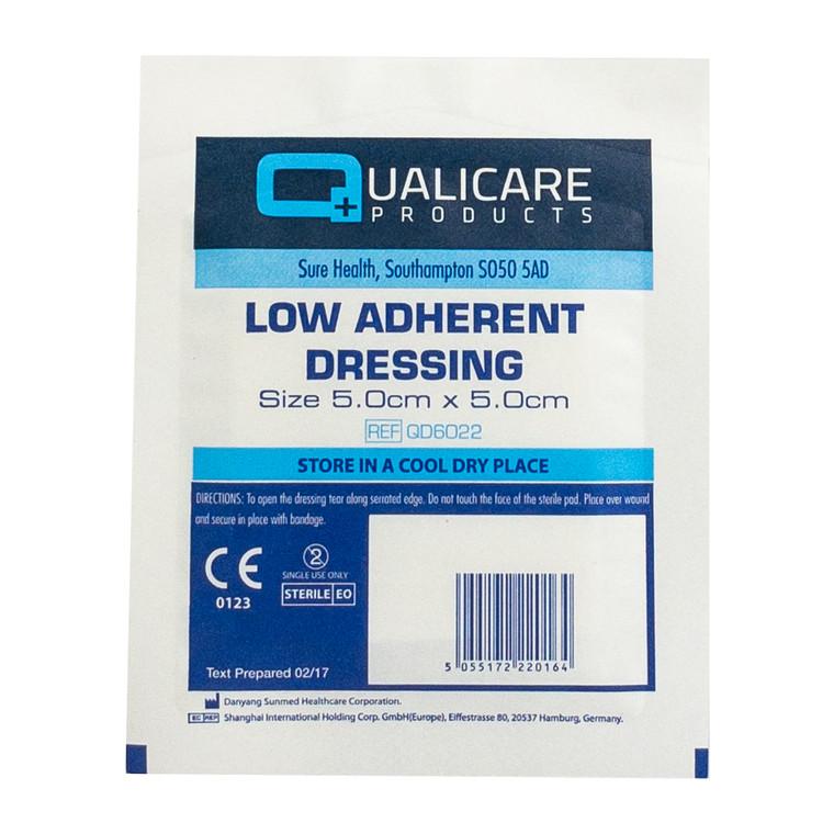 Low Adherant Dressings