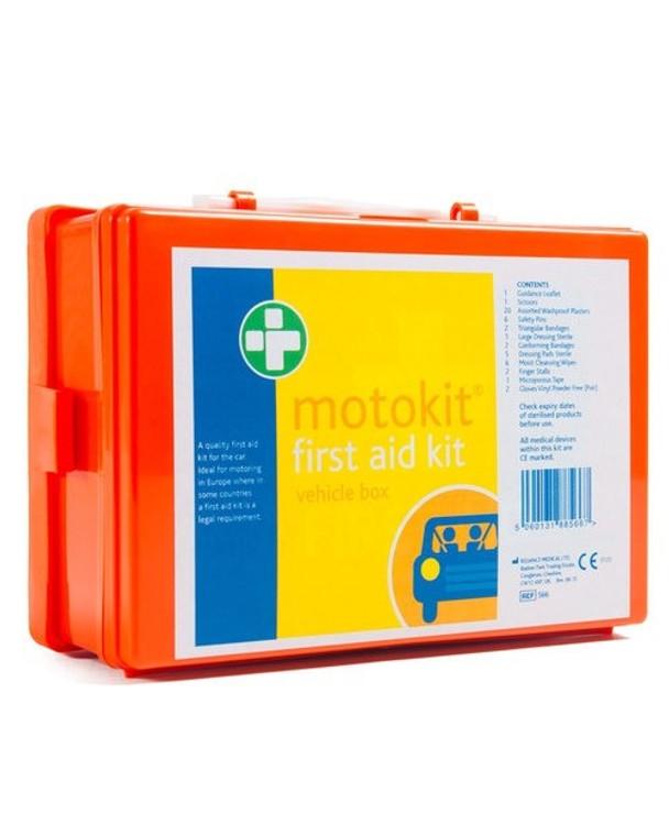 Compact Motokit