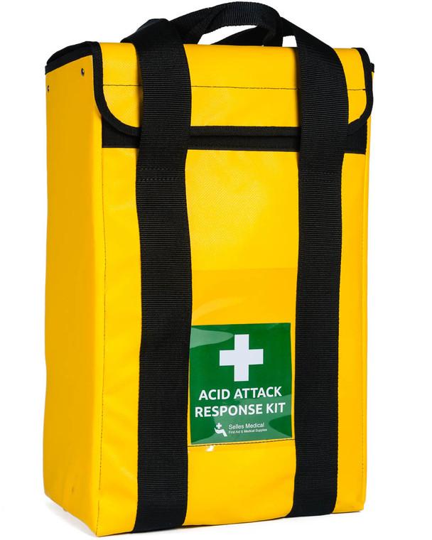 Empty Yellow Acid Attack Bag - Large