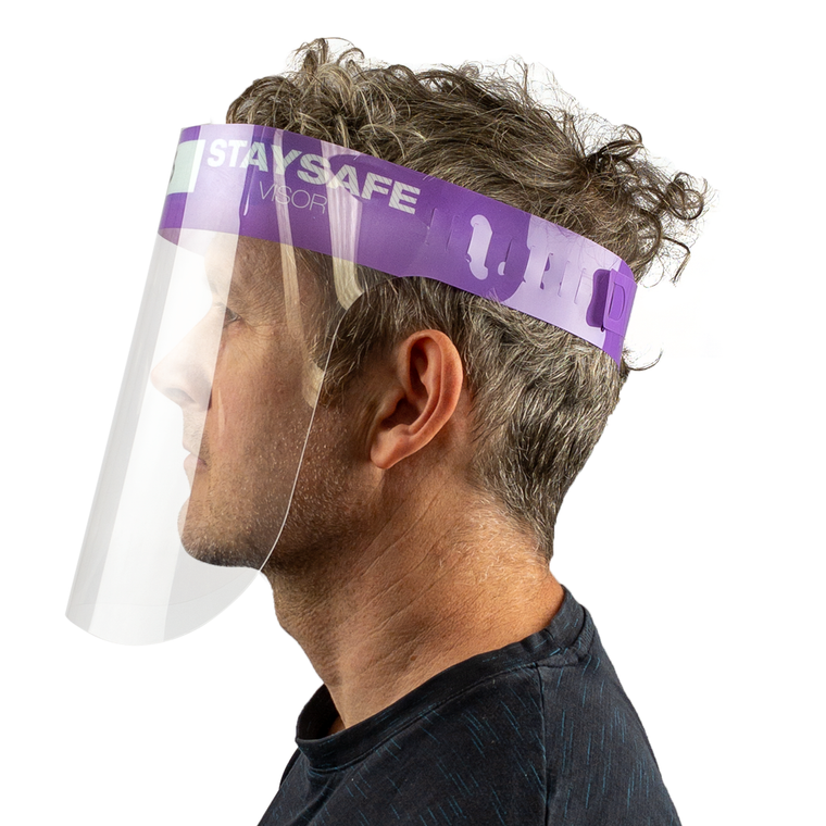 Staysafe Visor (single)