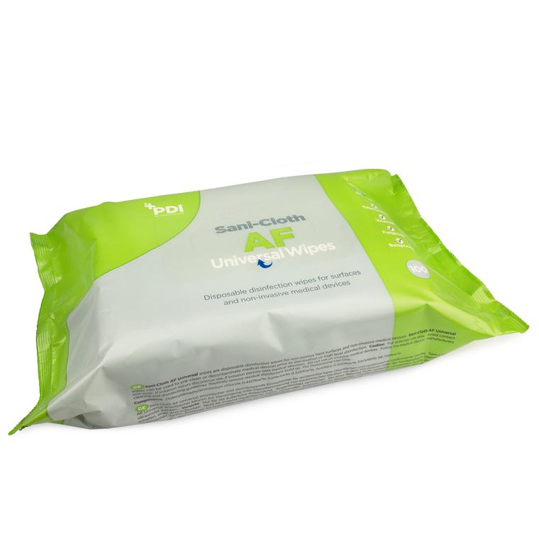 PDI Sani-Cloth AF Universal Wipes Soft Pack x 100