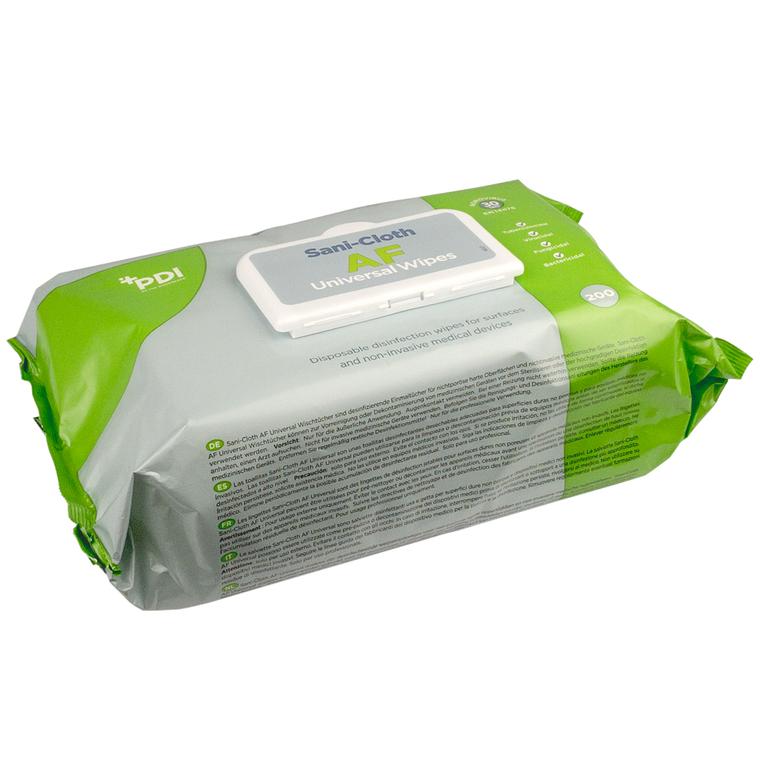 PDI Sani-Cloth AF Universal Wipes Soft Pack x200