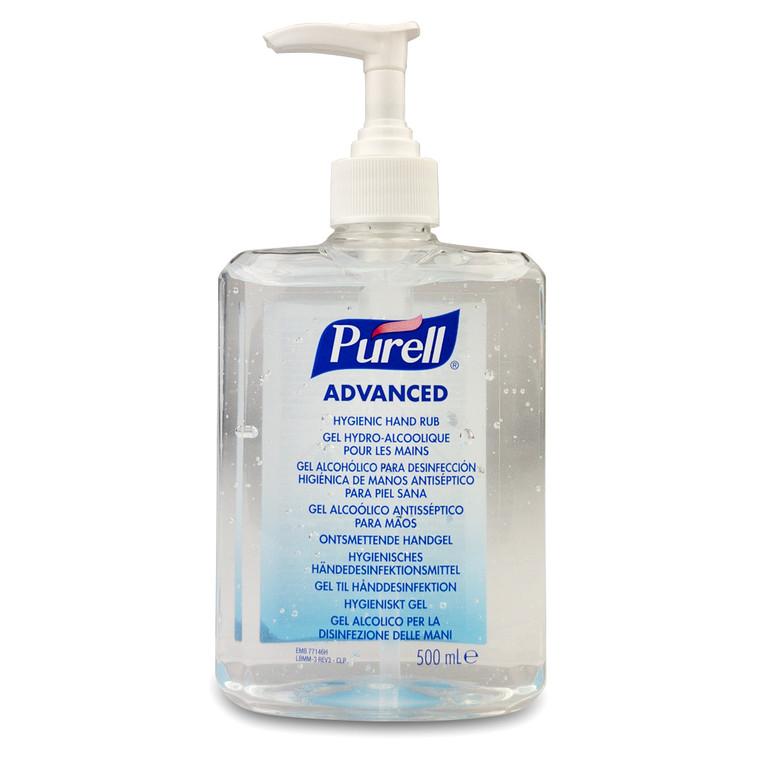 Purell Alcohol Gel
