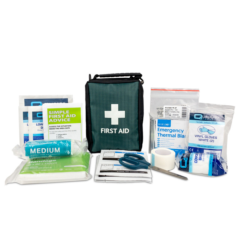 Selles Compact Vehicle First Aid Kit