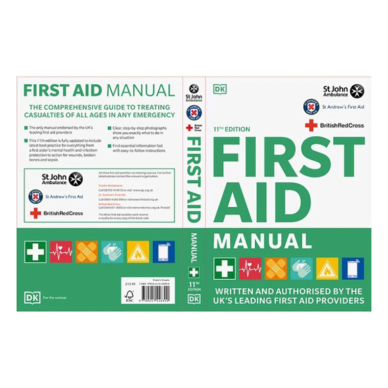 First Aid Manual 11th Edition
