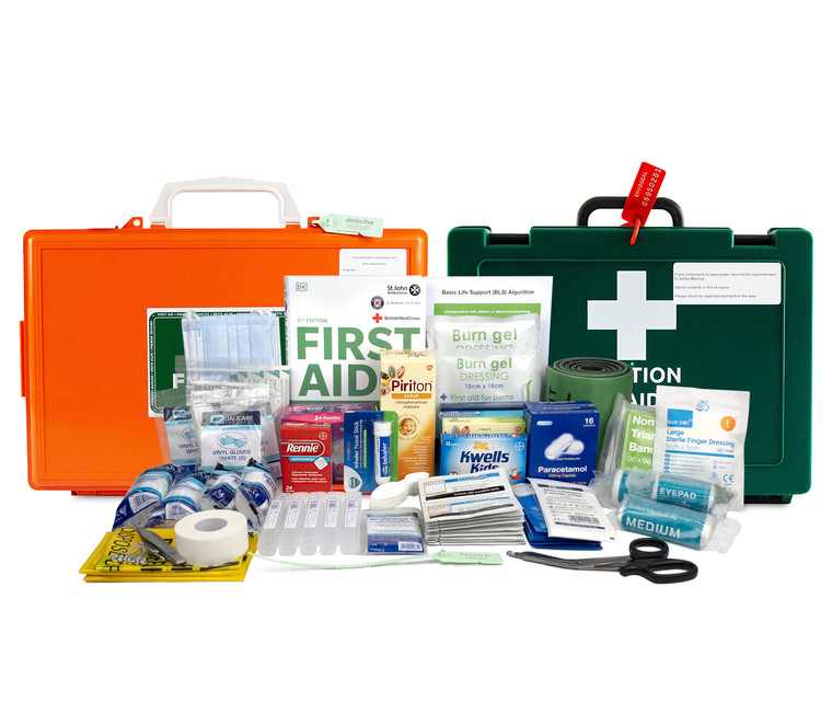 Aviation First Aid Kit (AMC CAT.IDE.A.220)